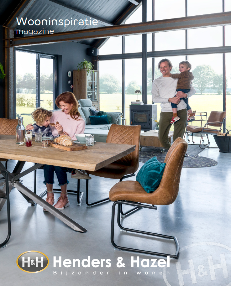 Henders & Hazel woonmagazine 2019